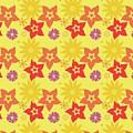 Sunny Flowers by Becky Herrera