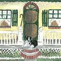 Sunny Porch by Sue Ann Thornton