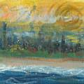 Sunny Side Beach by Jorge Delara