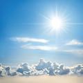 Sunny Sky by Carlos Caetano