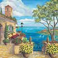 Sunny Villa by Cheryl Hamilton