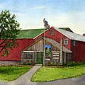 Sunnycrest Farm by Elaine Farmer