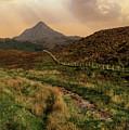 Sunrays Over Isle Of Skye by Jaroslaw Blaminsky