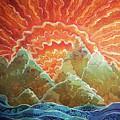 Sunrays by Sue Duda
