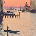 Sunrise - Venice by Robert Bissett