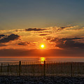 Sunrise - Asbury Park by Bill Cannon