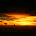 Sunrise At 38k Over El Salvador by Strato ThreeSIXTYFive