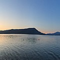 Sunrise At Celista by Victor K