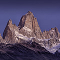 Sunrise At Fitz Roy Patagonia 8 by Timothy Hacker