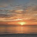 Sunrise At Hollywood Beach by Tony Ambrosio