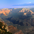 Sunrise At Mather Point  --  Grand Canyon  by Brian Hoover