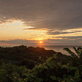 Sunrise At Montauk Point State Park by Joan D Squared Photography