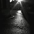 Sunrise At Prague by Hideaki Sakurai
