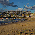 Sunrise At St Ives by Philip Pound