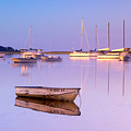 Sunrise At West Bay Osterville Cape Cod by Matt Suess