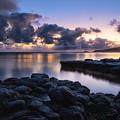 Sunrise Beyond Kilauea Point by Anthony Bonafede