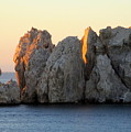 Sunrise Cabo 3 by Randall Weidner