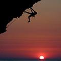 Sunrise Climber by Neil Buchan-Grant
