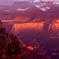 Sunrise From Mather Point by Brian M Lumley