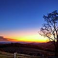 Sunrise Glow In Autumn by Dan Carmichael