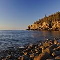 Sunrise In Acadia by Brian Kamprath
