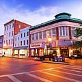 Sunrise In Annapolis by Walt Baker