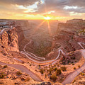 Sunrise In Canyonlands by Anderson Outdoor Photos