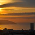 Sunrise In Da Nang by Andrew Dinh