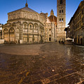 Sunrise In Florence 2 by Luigi Barbano BARBANO LLC