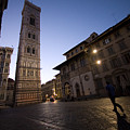 Sunrise In Florence 3 by Luigi Barbano BARBANO LLC