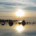 Sunrise In Florida by Patty Vicknair