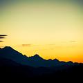 Sunrise In Himalayas Annapurna Yatra Himalayas Mountain Nepal 2014 Artmif.lv by Raimond Klavins