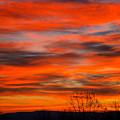 Sunrise In Ithaca by Paul Ge