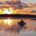 Sunrise In Murrells Inlet, Sc by Terry Shoemaker