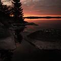 Sunrise In Pyynikki by Tapio Koivula