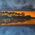 Sunrise In The Amazonas by Martha Sanchez-Hayre