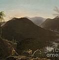 Sunrise In The Catskills by Thomas Cole