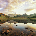 Sunrise In The Lakes by James Billings
