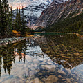 Sunrise In The Rocky Mountains by Pierre Leclerc Photography