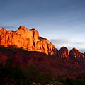 Sunrise In Utah by Marcia Socolik