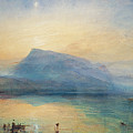 Sunrise by Joseph Mallord William Turner