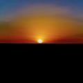 Sunrise Landscape In Kenya by Marek Poplawski