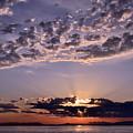 Sunrise by Larry Poulsen