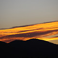 Sunrise Looks Back by Jon Rossiter