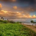 Sunrise Nukolii Beach Kauai Hawaii 7r2_dsc4068_01082018 by Greg Kluempers