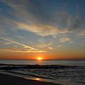 Sunrise Ocean 75 by Joyce StJames