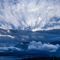 Sunrise On Lake Annecy by Brothers Beerens