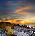 Sunrise On Mackinac Island by Jill Battaglia