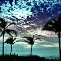 Sunrise On Miami Beach by Alfred Blaho