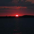 Sunrise On The Chesapeake Bay by Marc Van Pelt